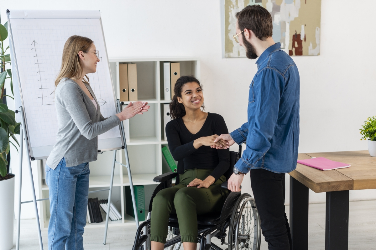 Employment of people with disabilities in Contact Center. Do you know what's coming? (CXBlog, translated from Portuguese by google translate)